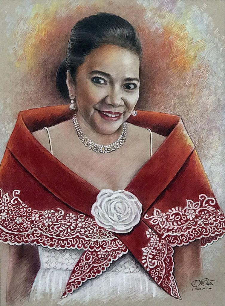 Bernadette Manahan Sta. Maria:  Ang Pagpupugay sa Ating Kultura