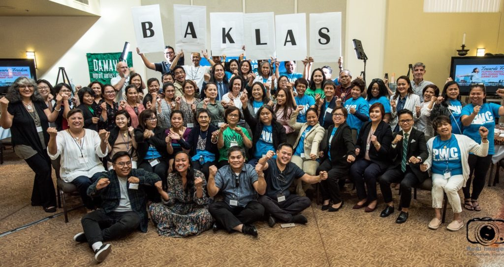 BAKLAS: Nat'l campaign against trafficking and modern-day slavery